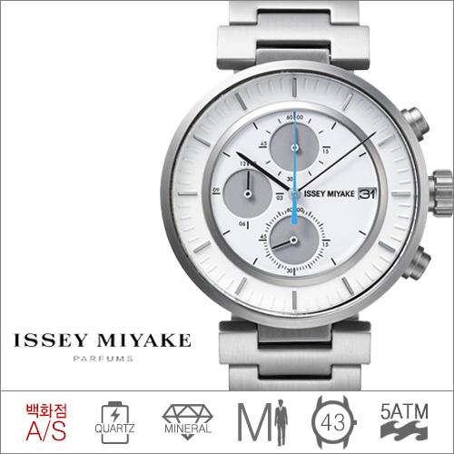 SILAY007 ISSEY MIYAKE (쿼츠/43mm) [전국 백화점 A/S보증]