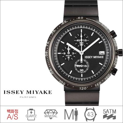 SILAZ003 ISSEY MIYAKE (쿼츠/43mm) [전국 백화점 A/S보증]