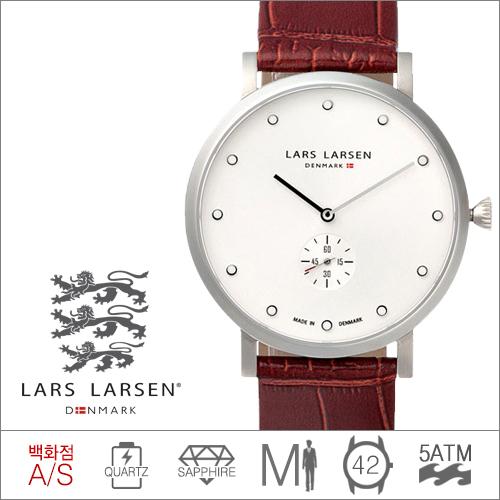 Tristan132SWCL  LARS LARSEN (쿼츠/42mm) [전국 백화점 A/S보증]