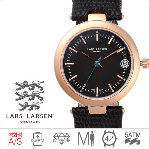 Viviann126RBBL  LARS LARSEN (쿼츠/42mm) [전국 백화점 A/S보증]