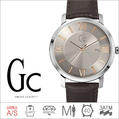 X60016G1S GUESS COLLECTION (쿼츠/40mm) [판매처 A/S보증]