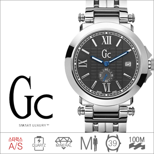 X61007G5 GUESS COLLECTION (쿼츠/39mm) [판매처 A/S보증]