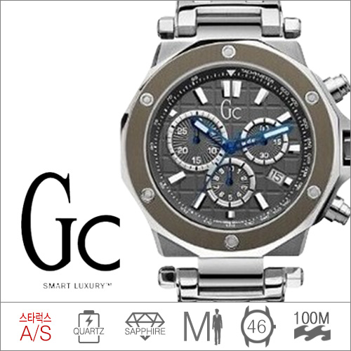 X72009G5S GUESS COLLECTION (쿼츠/46mm) [판매처 A/S보증]