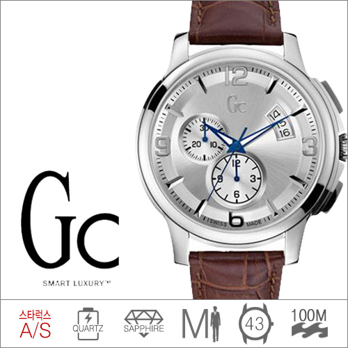 X83005G1S GUESS COLLECTION (쿼츠/43mm) [판매처 A/S보증]